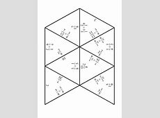Dividing fractions Tarsia jigsaws by sessa1 Teaching