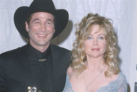 clint black and hartman meet clint black s wife lisa hartman black