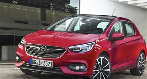 2019 Opel Corsa F To Get Psa Engines?  Gm Authority