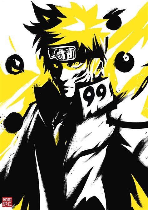 Naruto Trio Nogiartshop