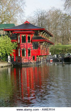 Floating Boat Chinese Restaurant London by Floating Chinese Restaurant On Regent S Canal London
