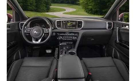 kia sportage design specs  features overview