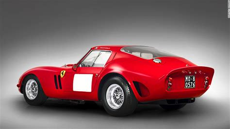 Configure your car online and browse the pictures and technical data sheets with all the details of the design and performance of ferrari models. 1962-63 Ferrari 250 GTO Berlinetta - Coolest cars from Pebble Beach - CNNMoney