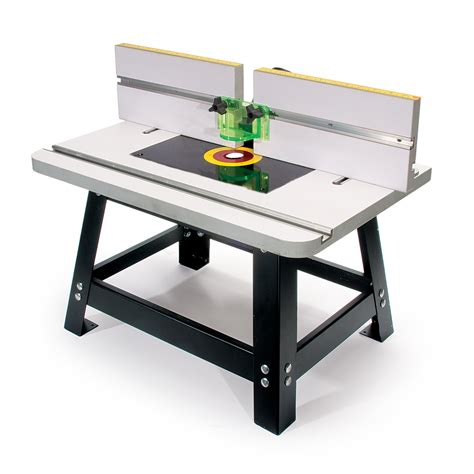Heavy Duty Bench Top Router Table Details