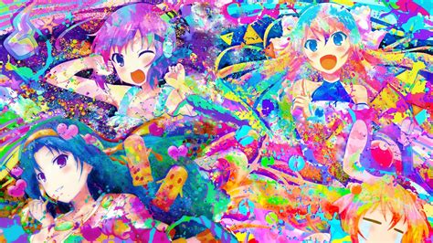 Anime Colorful Rokujouma No Shinryakusha Hd Wallpapers