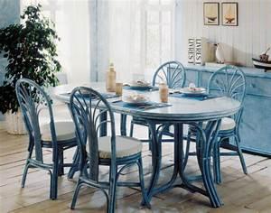 choisir une chaise pour votre veranda et votre salle a With salle a manger en rotin