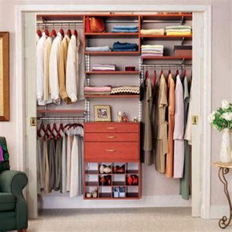 closet storage for small spaces ideas