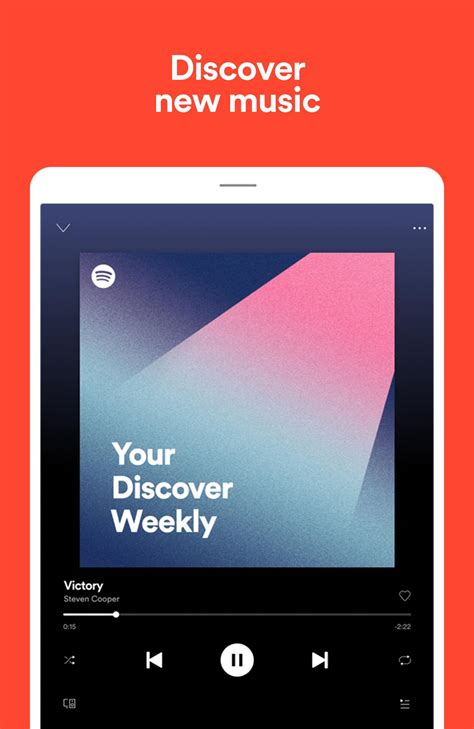 Listening to music is not a difficult thing these days. Spotify Music Premium APK Download - Free Music Audio APP for Android