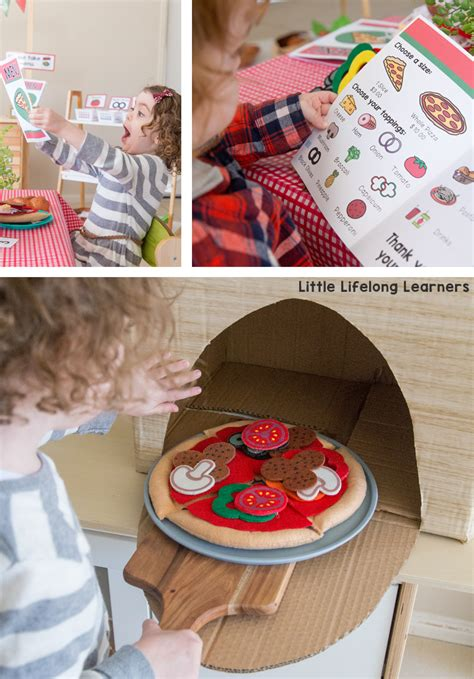 pizza shop dramatic play   lifelong learners