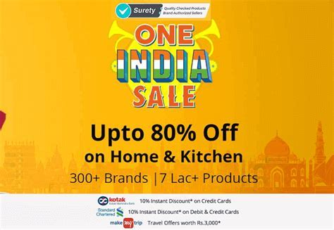 Shopclues One India Sale Offers: Price Starting From Rs 45