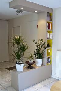 sparation en bois dco interieure idee separation piece With separation en bois deco interieure