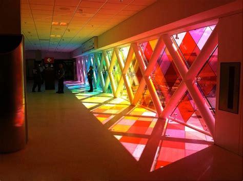 harmonic runway  interactive sound light environment