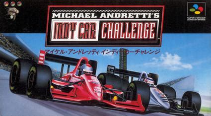 michael andrettis indy car challenge wikipedia