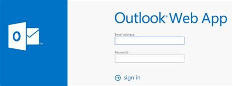 Office 365 Outlook Login Portal by Find The Outlook Web App Webmail Link For An Office 365