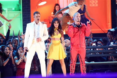Grammy Awards Camila Cabello Opens The Show With