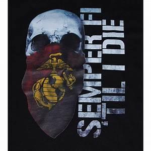 Semper Fi 'Til I Die Shooter Shirt