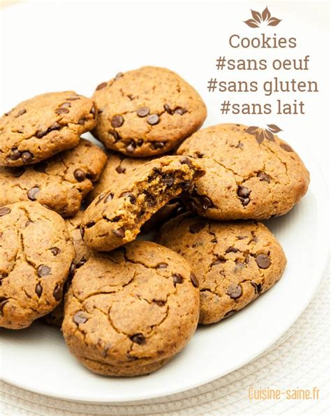 cookies sans gluten on a selection of the best ideas to try