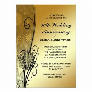 making 50th anniversay dd party invitations ideas With free printable invitations for 50th wedding anniversary