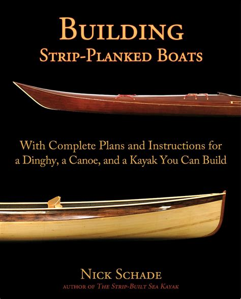 Booies For Boats by Building Planked Boats Guillemot Kayaks Small