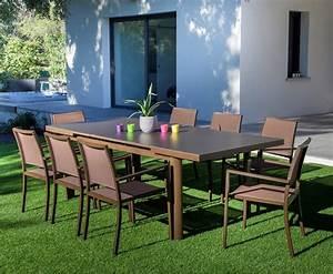 Salon De Jardin En Promo : pack promo salon de jardin jacinthe pas cher salon de jardin auchan ~ Teatrodelosmanantiales.com Idées de Décoration