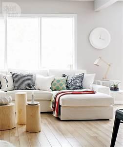 Wohnzimmer Scandi Style : interior scandinavian style on a budget style at home ~ Frokenaadalensverden.com Haus und Dekorationen