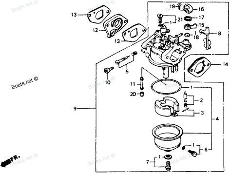 Lawn Mower Carburetor Diagram Bloggerluv