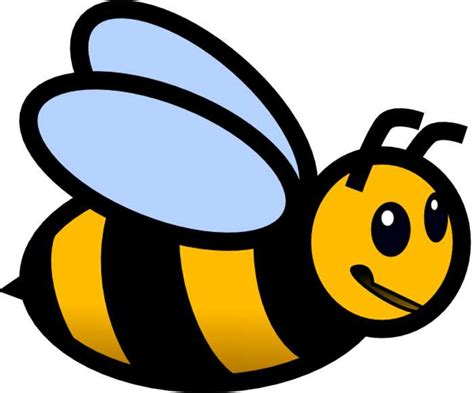 Clipart Bee Bee Clipart Clipart Suggest