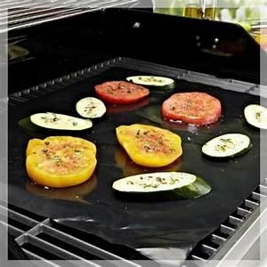 Feuille De Cuisson : acheter feuille de cuisson t flon pour bbq et four ~ Melissatoandfro.com Idées de Décoration