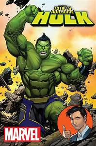 Korean-American Boy Genius Becomes Totally Awesome Hulk