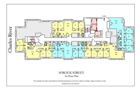 10 Buick Floor Plan » Housing