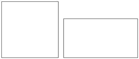 isoperimetric theorem for rectangles