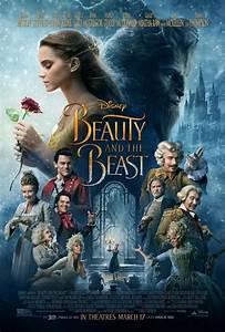 Beauty and The Beast (2017) — 3Dor2D.com