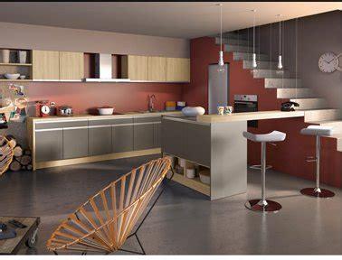 cuisine taupe quelle couleur pour les murs la cuisine couleur taupe on l 39 adore deco cool