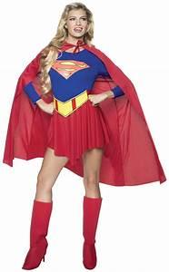 Supergirl Adult Costume | Costumes.com.au