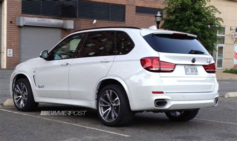 Closest Look Yet At 2014 X5 (f15) M Sport