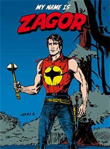 Panini Comics Licensing Out MY NAME IS ZAGOR