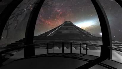 Interior Spaceship Wars Star Hallway Starship Wallpapers