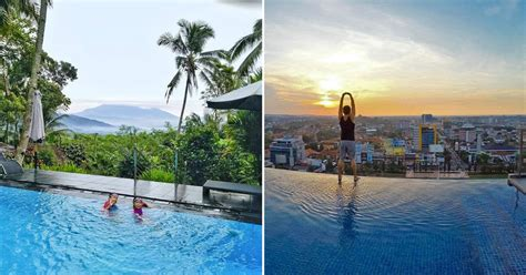 hotel terjangkau  semarang  kolam renang keren