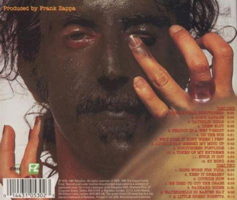 Frank Zappa Joe S Garage Lyrics by Messageboard For Fans Joes Garage Harmful Effects