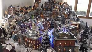 Awesome Lemont Christmas Village 2011