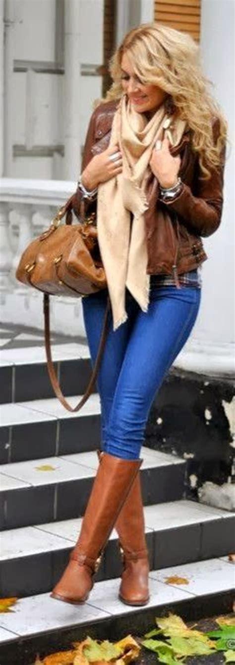 Stylish Fall Outfits For Women u2013 Just Fashion Thingzz