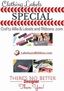 create your own custom labels to finalize your handmade With design your own clothing label