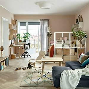 Ikea m bel 33 originelle ideen nach skandinavischer art for Einrichtungsideen wohnzimmer ikea