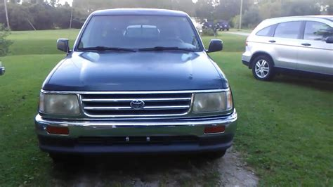 Toyota Jacksonville Nc by 1996 Toyota T100 Truck For Sale Jacksonville Nc 149k