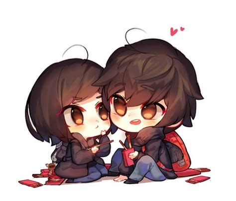 anime couple cute chibi best 25 cute chibi couple ideas on pinterest chibi