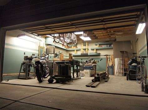 craftsman garage retro remodel  garage journal