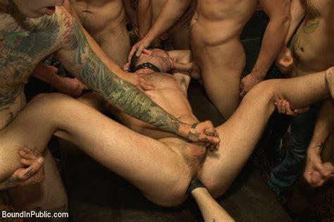 Slutty Gay Guy Gets Fucked And Fisted In As Xxx Dessert