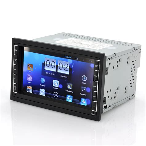 wholesale car android multimedia player  din car system