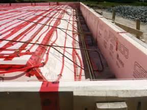 radiant floor heating installing a diy radiant floor heating system