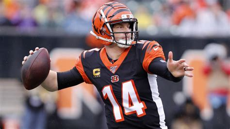 QB Andy Dalton in demand, could net Bengals second-round ...